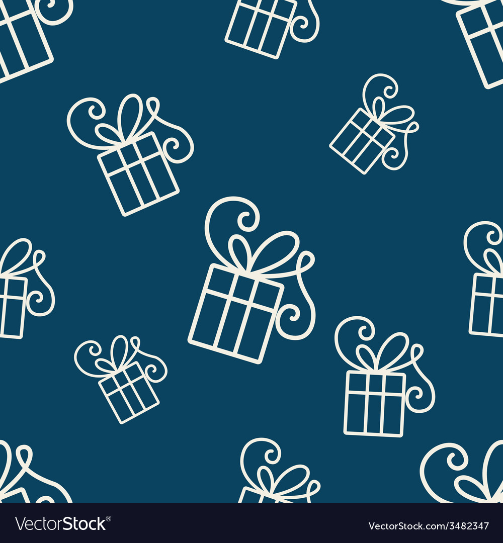 Gift pattern one vector   Price: 1 Credit (USD $1)
