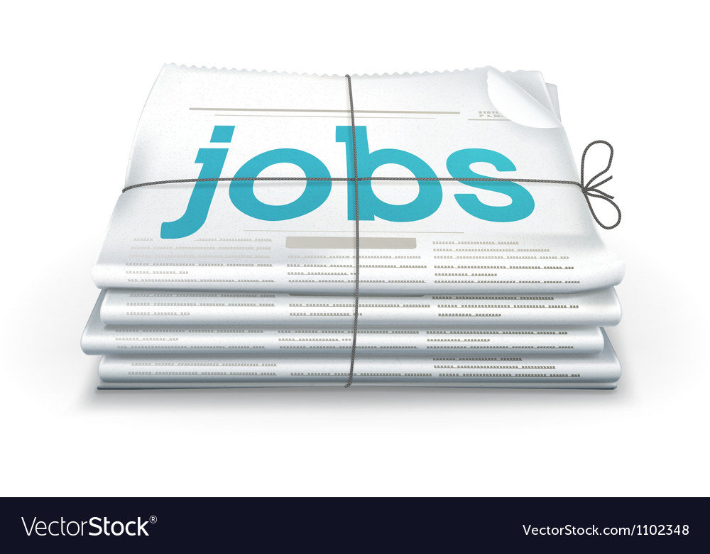 Jobs vector | Price: 1 Credit (USD $1)