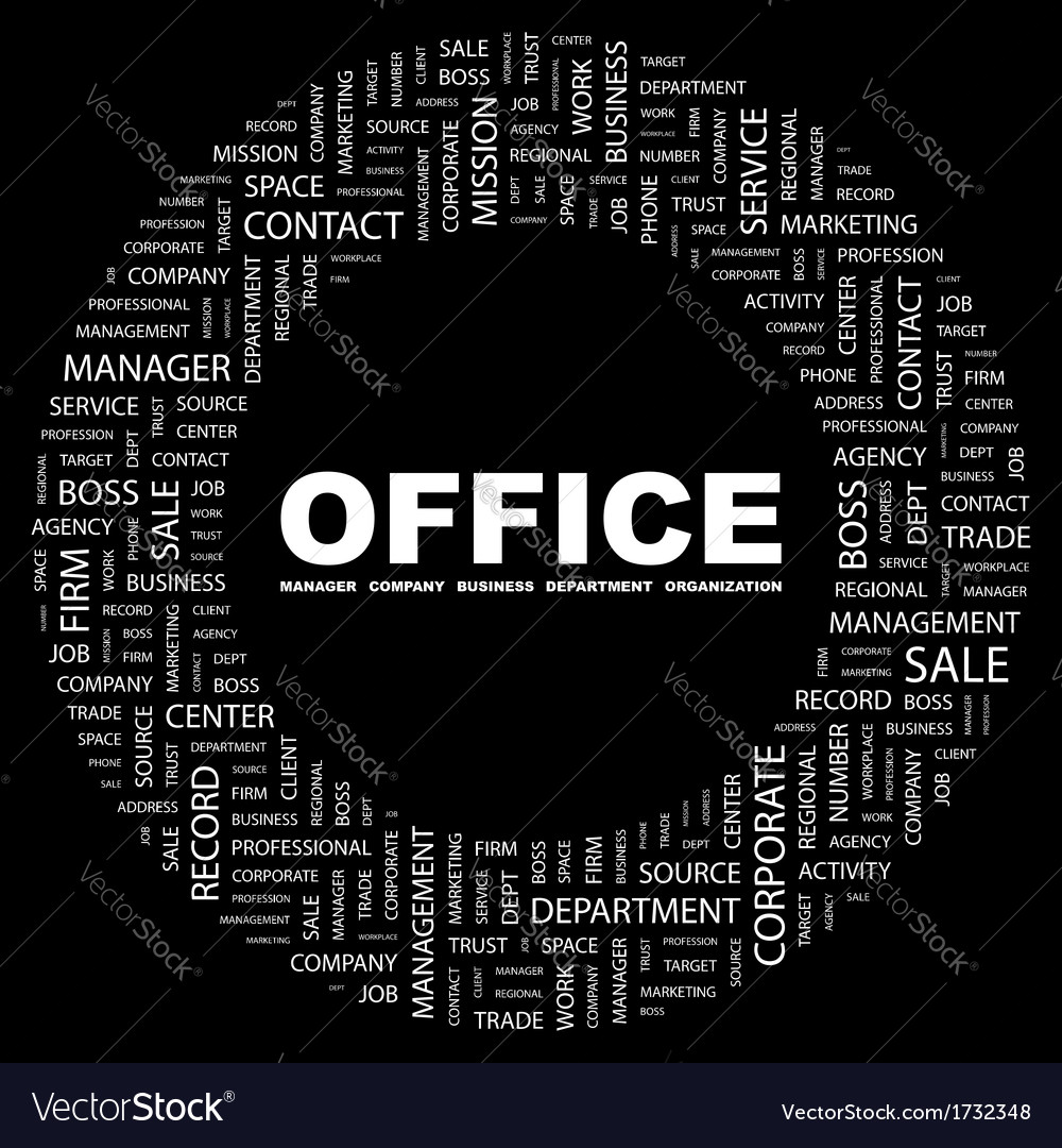 Office vector   Price: 1 Credit (USD $1)