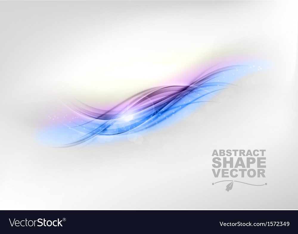 Abstract blue center text vector | Price: 1 Credit (USD $1)