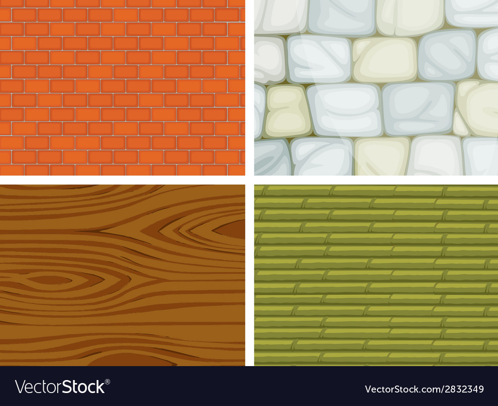 Different textures vector | Price: 1 Credit (USD $1)