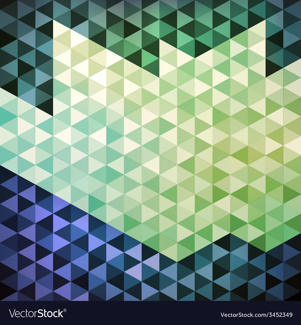 Mosaic background vector   Price: 1 Credit (USD $1)