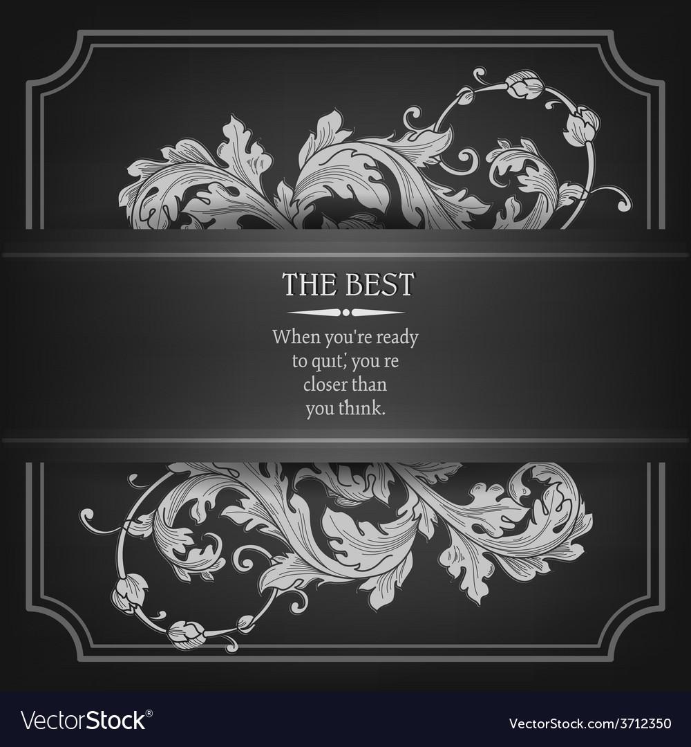 Beautiful elegant background vector | Price: 1 Credit (USD $1)