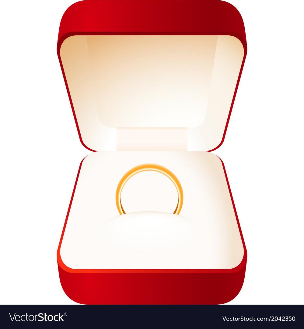 Jewelry box vector | Price: 1 Credit (USD $1)