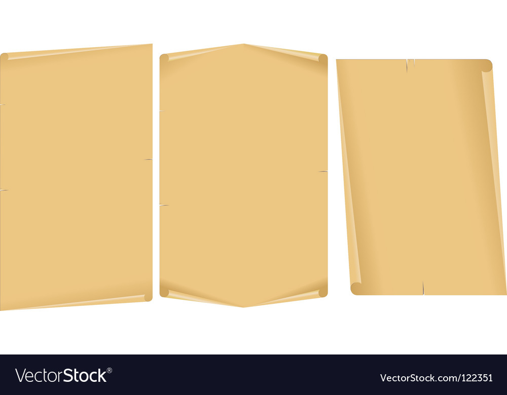 Vintage paper vector | Price: 1 Credit (USD $1)