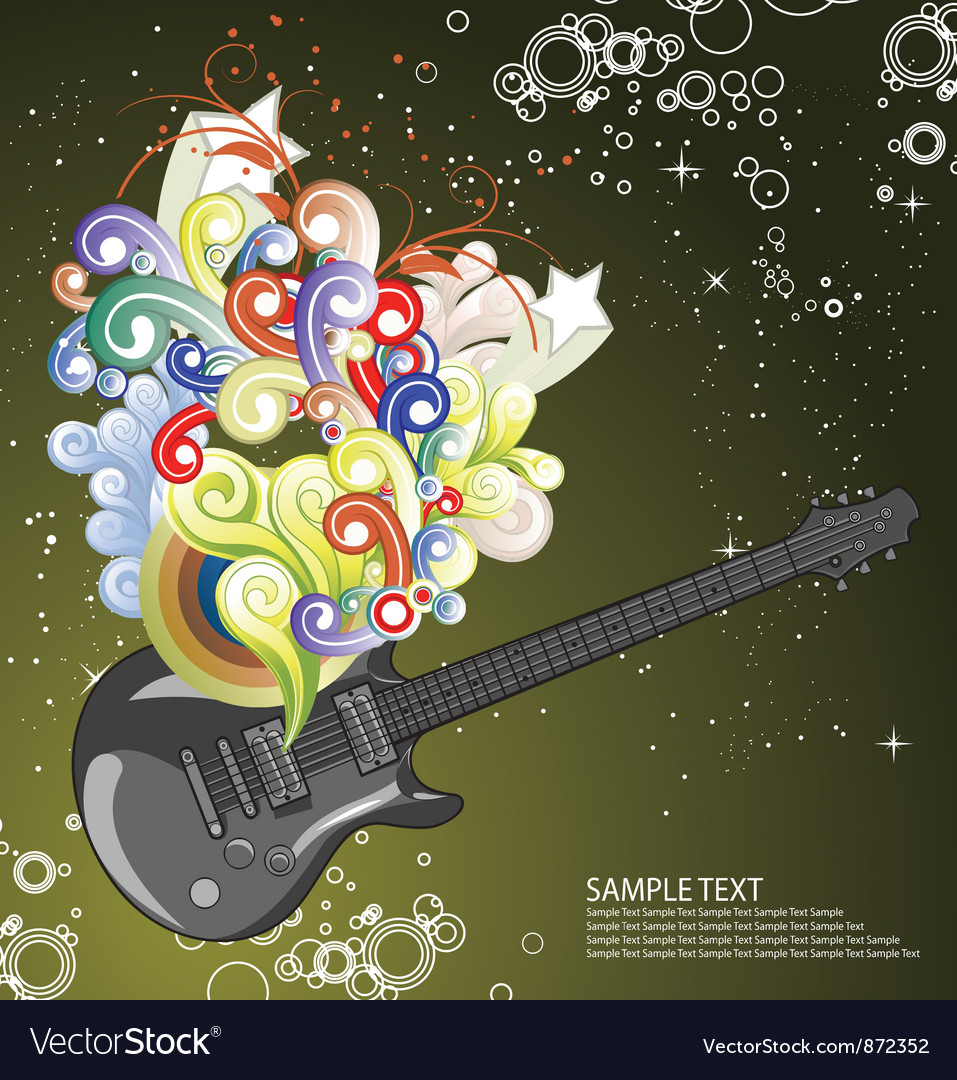 Music wallpaper vector | Price: 1 Credit (USD $1)