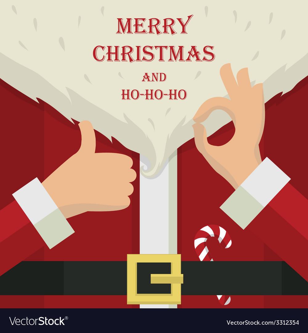 Santa claus vector   Price: 1 Credit (USD $1)