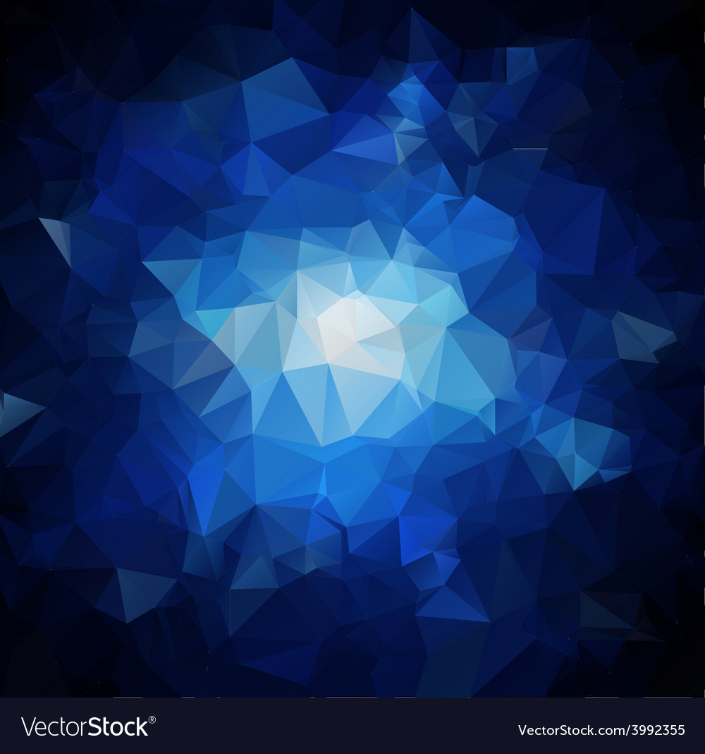 Polygonal mosaic background business design vector   Price: 1 Credit (USD $1)