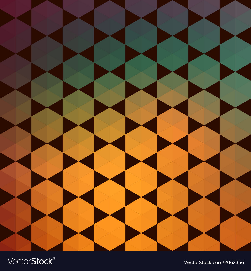 Pattern of geometric shapestexture with flow of vector | Price: 1 Credit (USD $1)