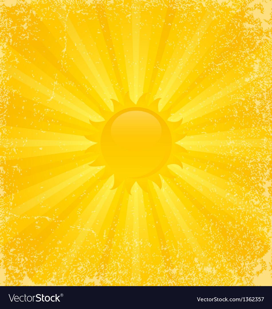 Sun rays vector   Price: 1 Credit (USD $1)