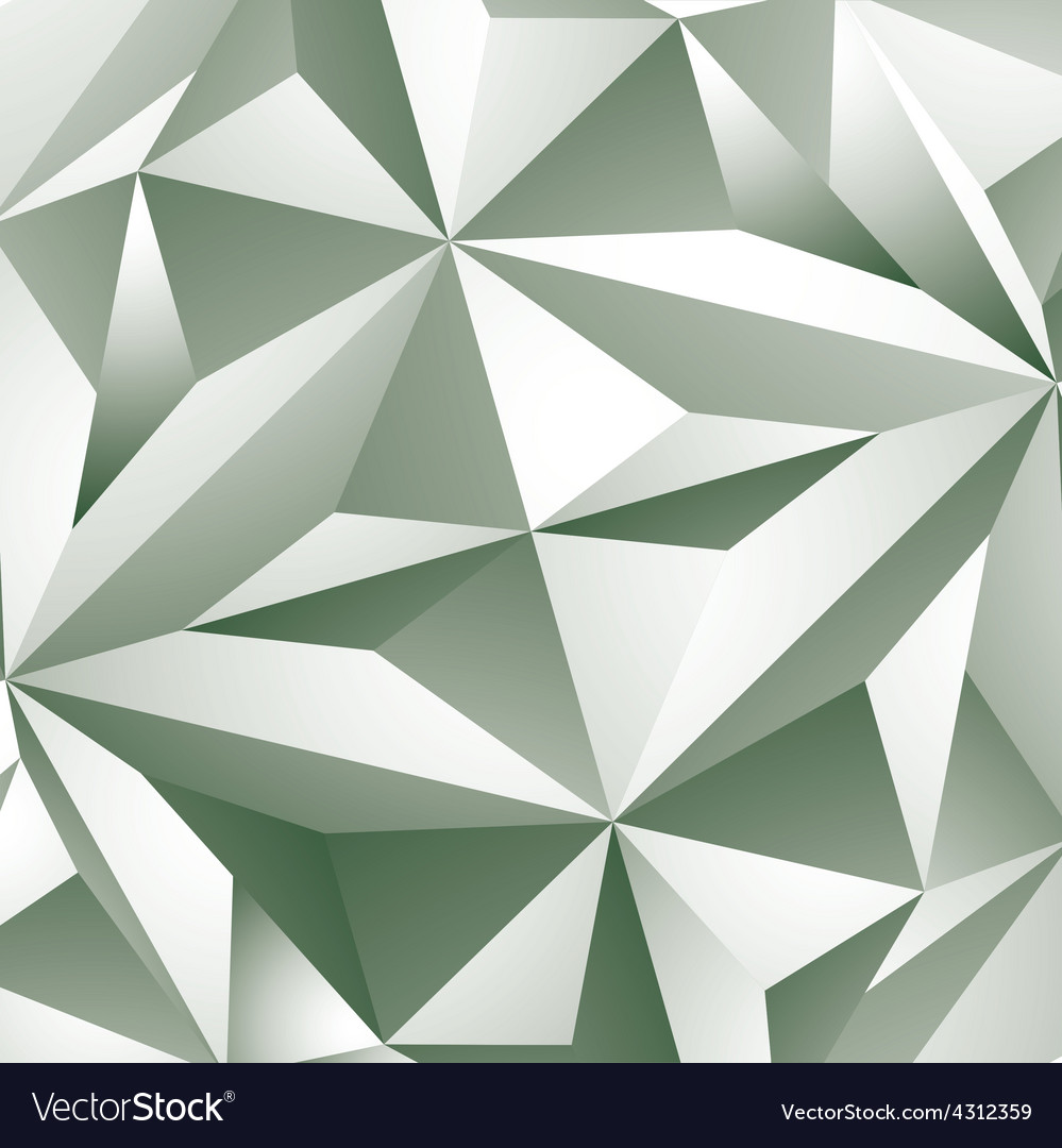 Abstract geometric 3d background grayscale vector   Price: 1 Credit (USD $1)