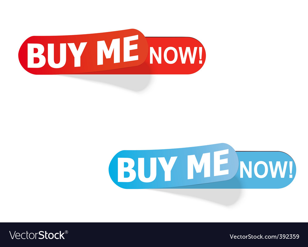 Buy me now vector | Price: 1 Credit (USD $1)