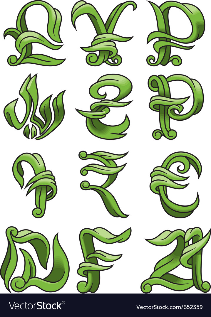 Currency signs vector | Price: 1 Credit (USD $1)