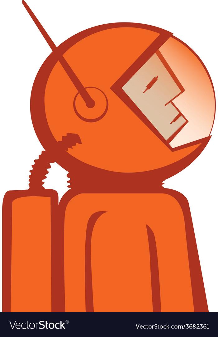 Astronauts vector | Price: 1 Credit (USD $1)