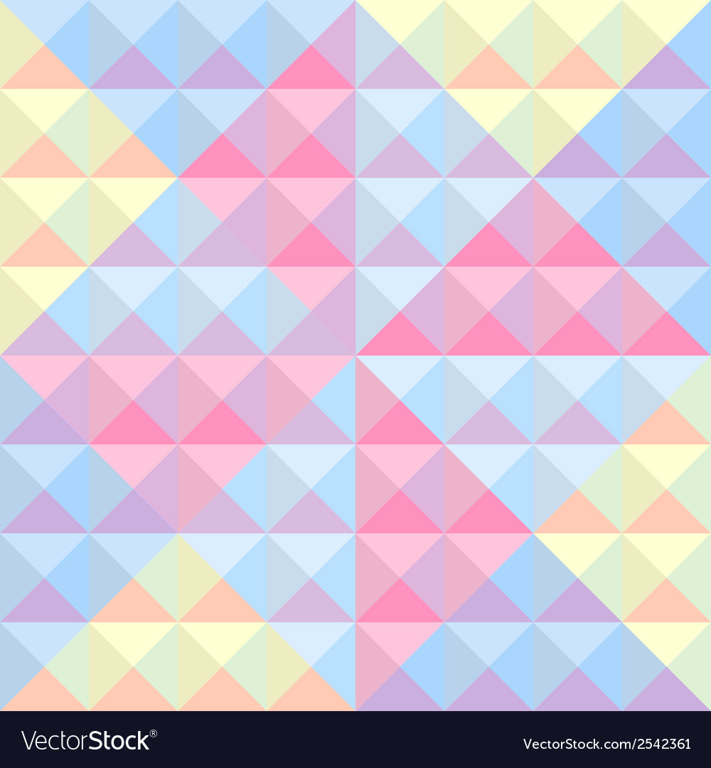 Colorful triangle background12 vector | Price: 1 Credit (USD $1)