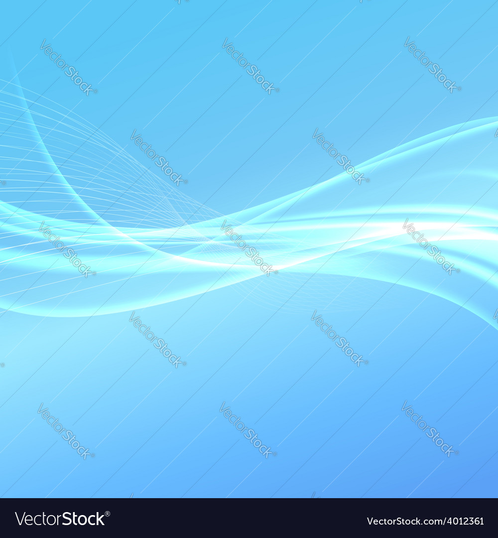 Modern blue abstract speed swoosh line fusion vector | Price: 1 Credit (USD $1)