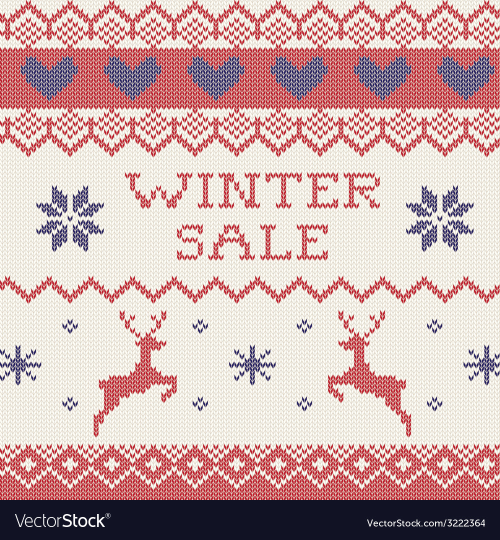 Winter sale vector | Price: 1 Credit (USD $1)