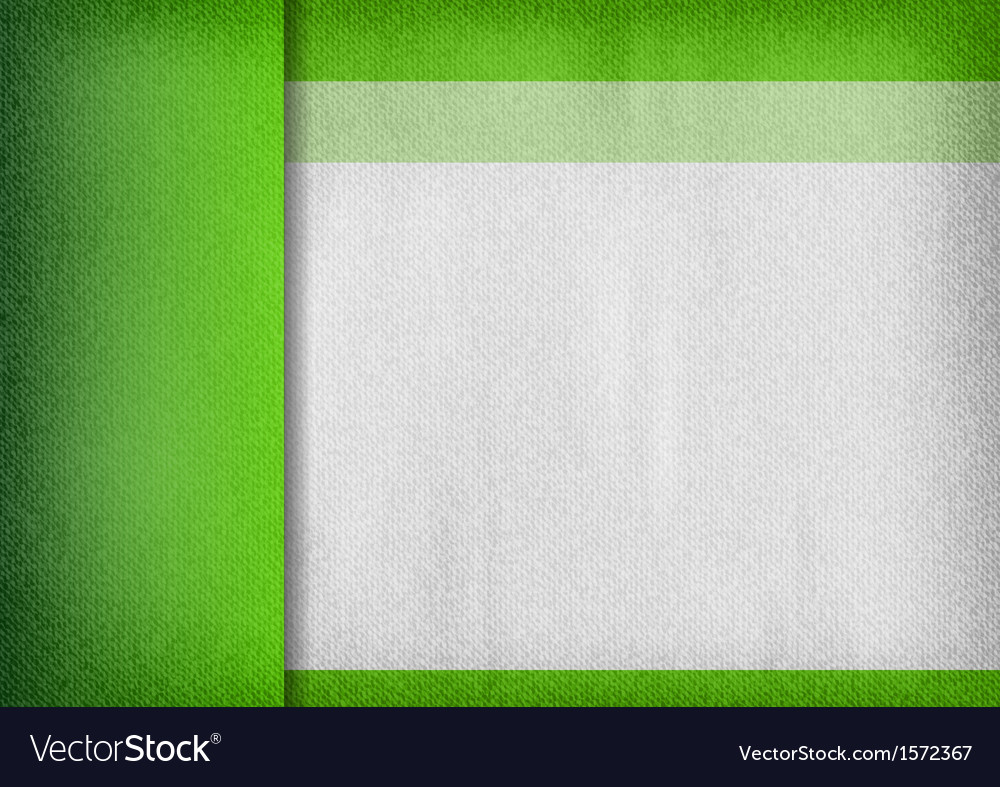Template green empty vector | Price: 1 Credit (USD $1)