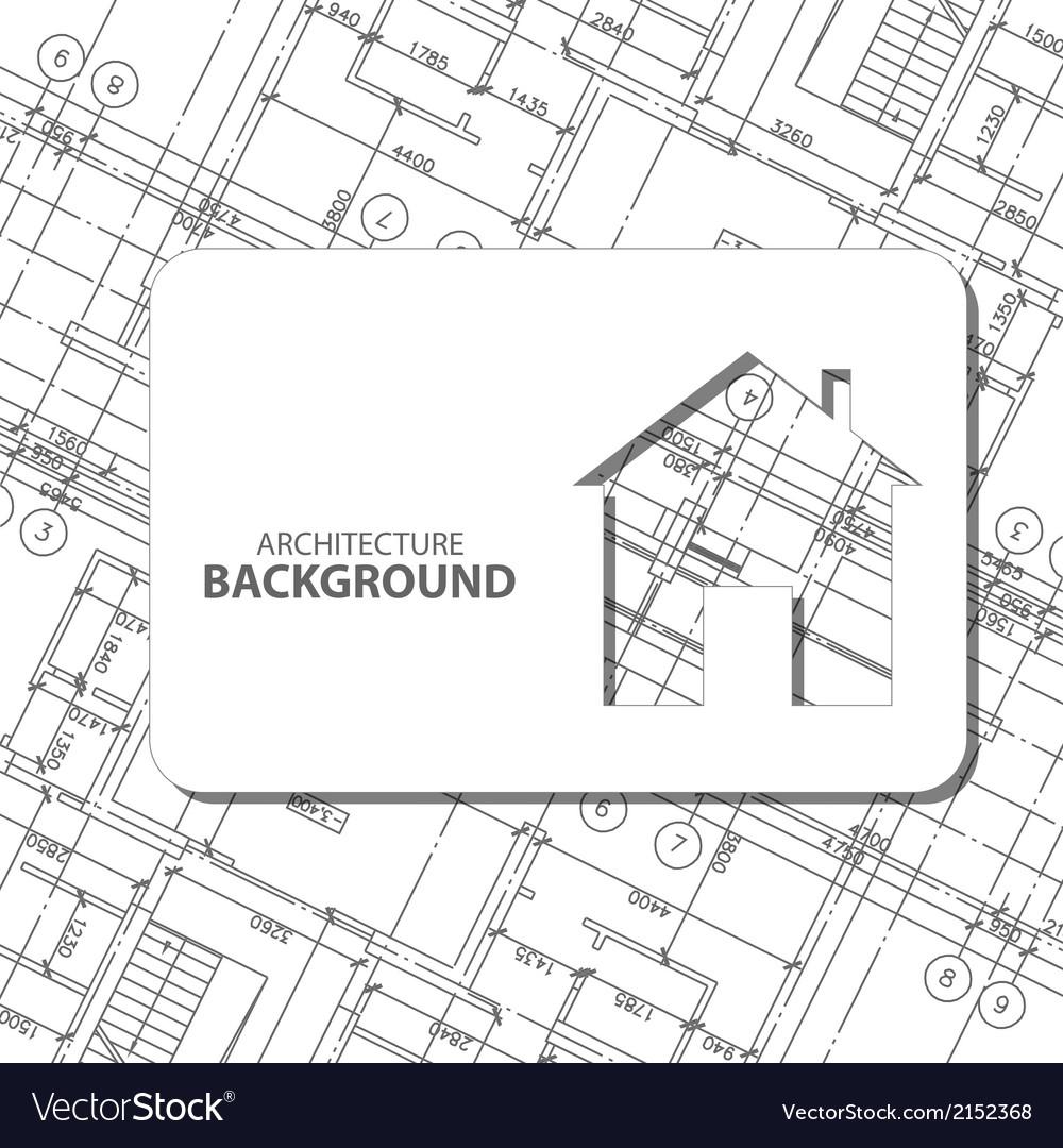 Black architecture background vector | Price: 1 Credit (USD $1)