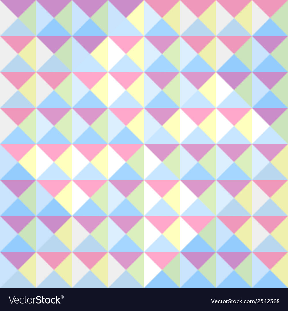 Colorful triangle background13 vector | Price: 1 Credit (USD $1)