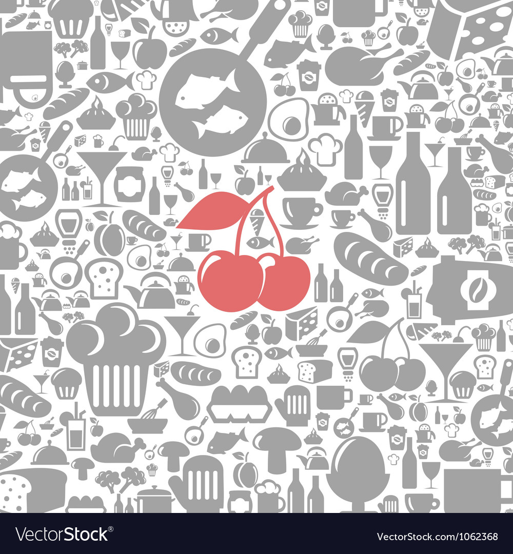 Meal a background4 vector | Price: 1 Credit (USD $1)