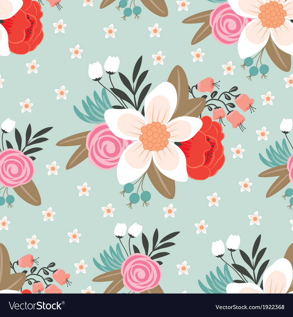 Reamless pattern vector | Price: 1 Credit (USD $1)