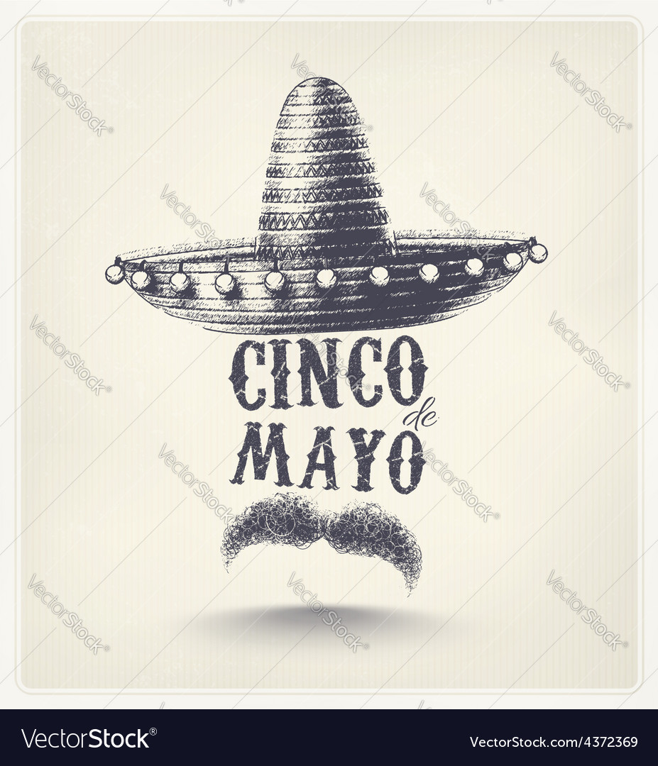 Cinco de mayo vector | Price: 3 Credit (USD $3)
