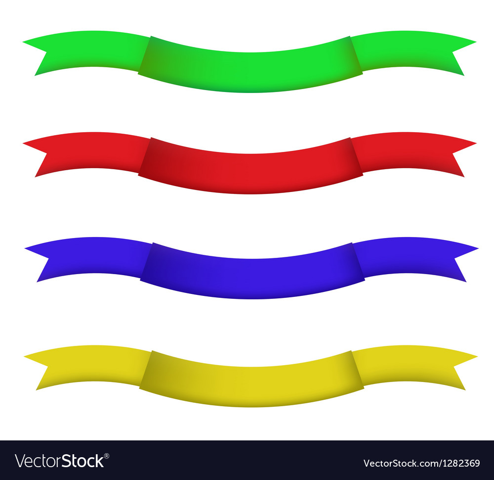 Ribbon for celebration and party is eps10 vector | Price: 1 Credit (USD $1)