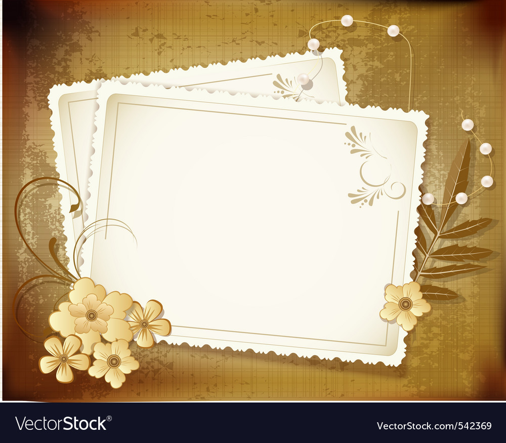 Vintage grunge background vector | Price: 1 Credit (USD $1)