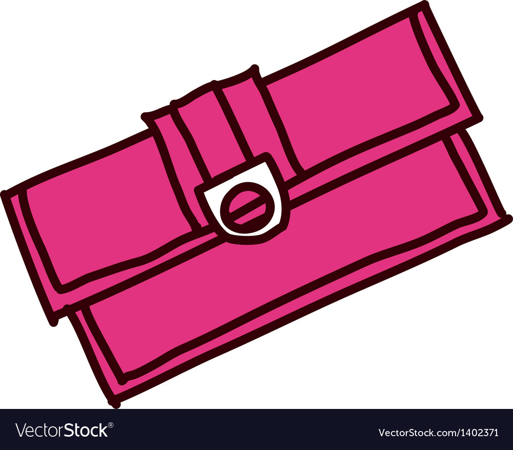 A view of purse vector   Price: 1 Credit (USD $1)
