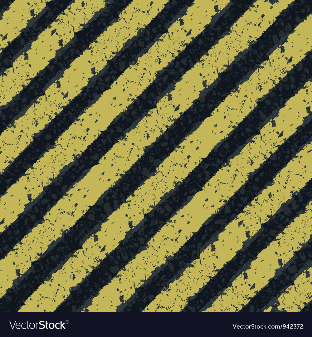 Hazard yellow lines vector | Price: 1 Credit (USD $1)