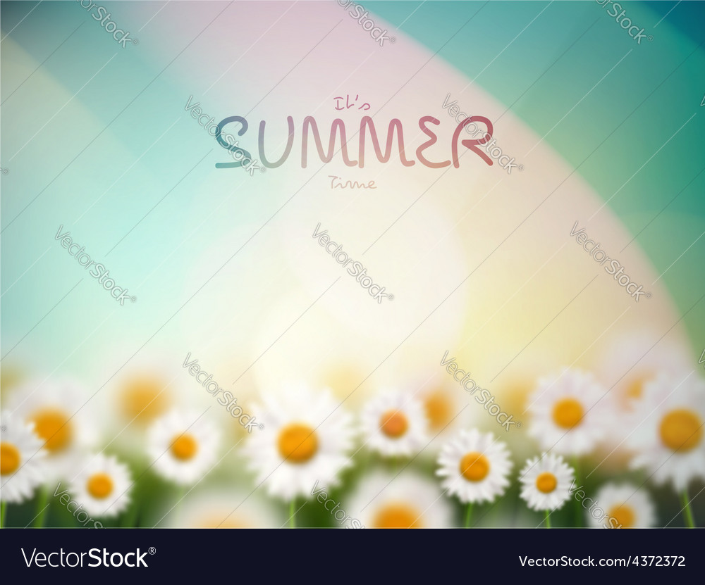Its summer time vector | Price: 3 Credit (USD $3)