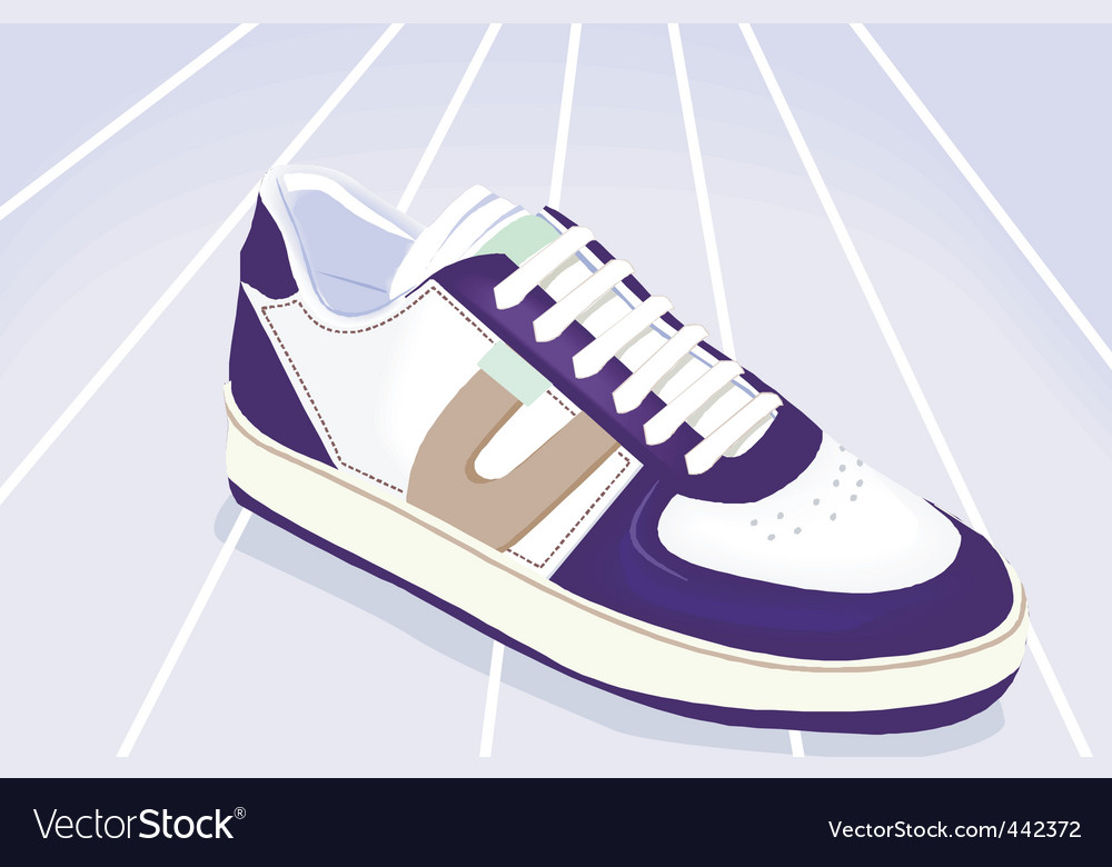 Shoe vector | Price: 1 Credit (USD $1)