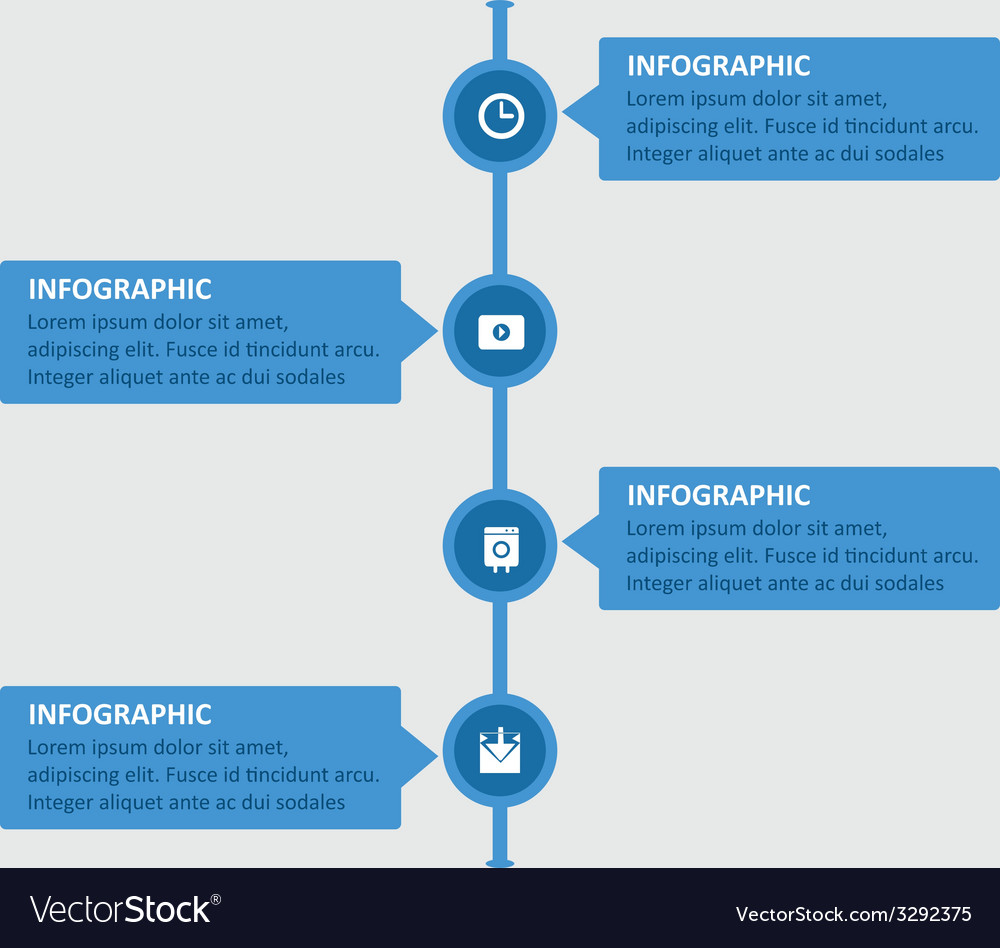 Infographic 116 vector | Price: 1 Credit (USD $1)