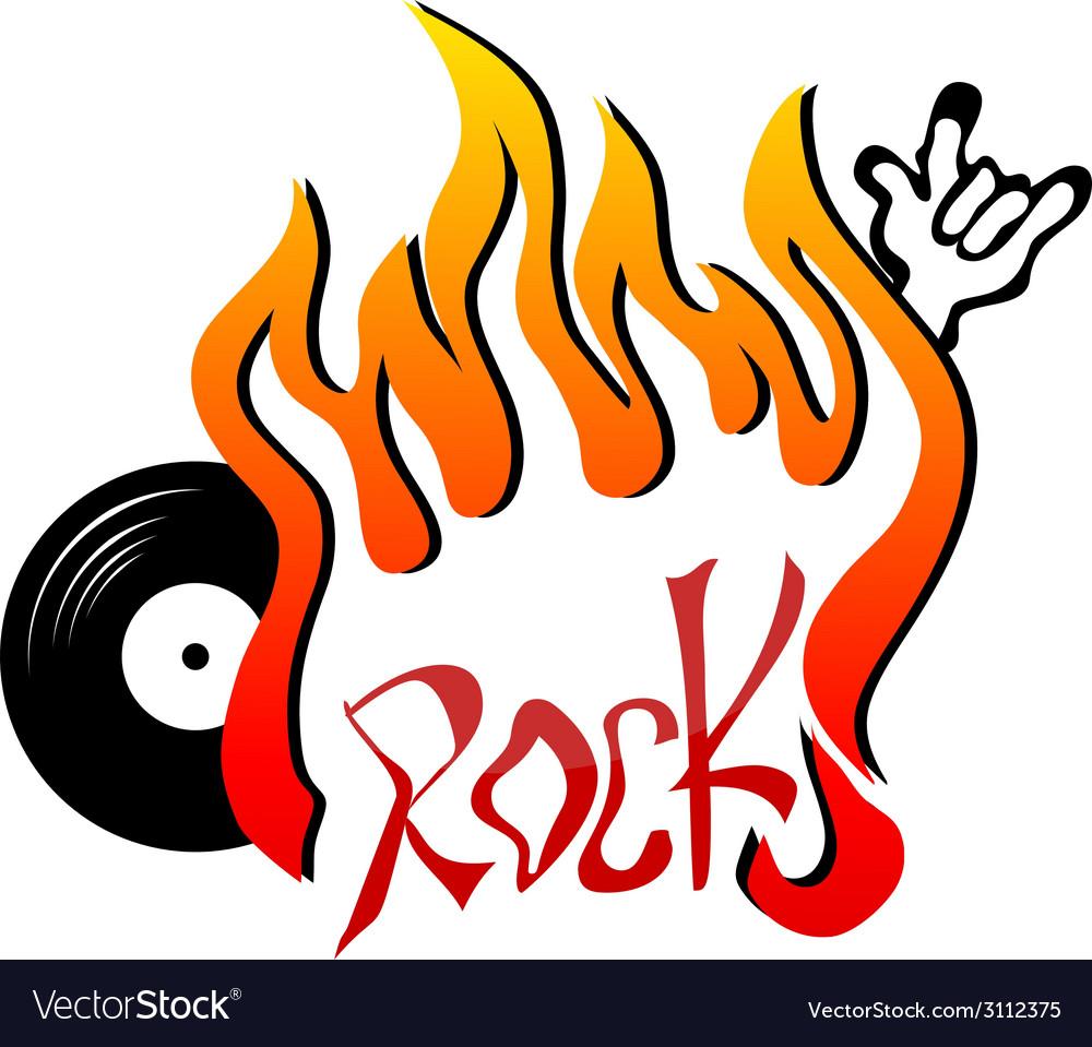 Rock vector | Price: 1 Credit (USD $1)