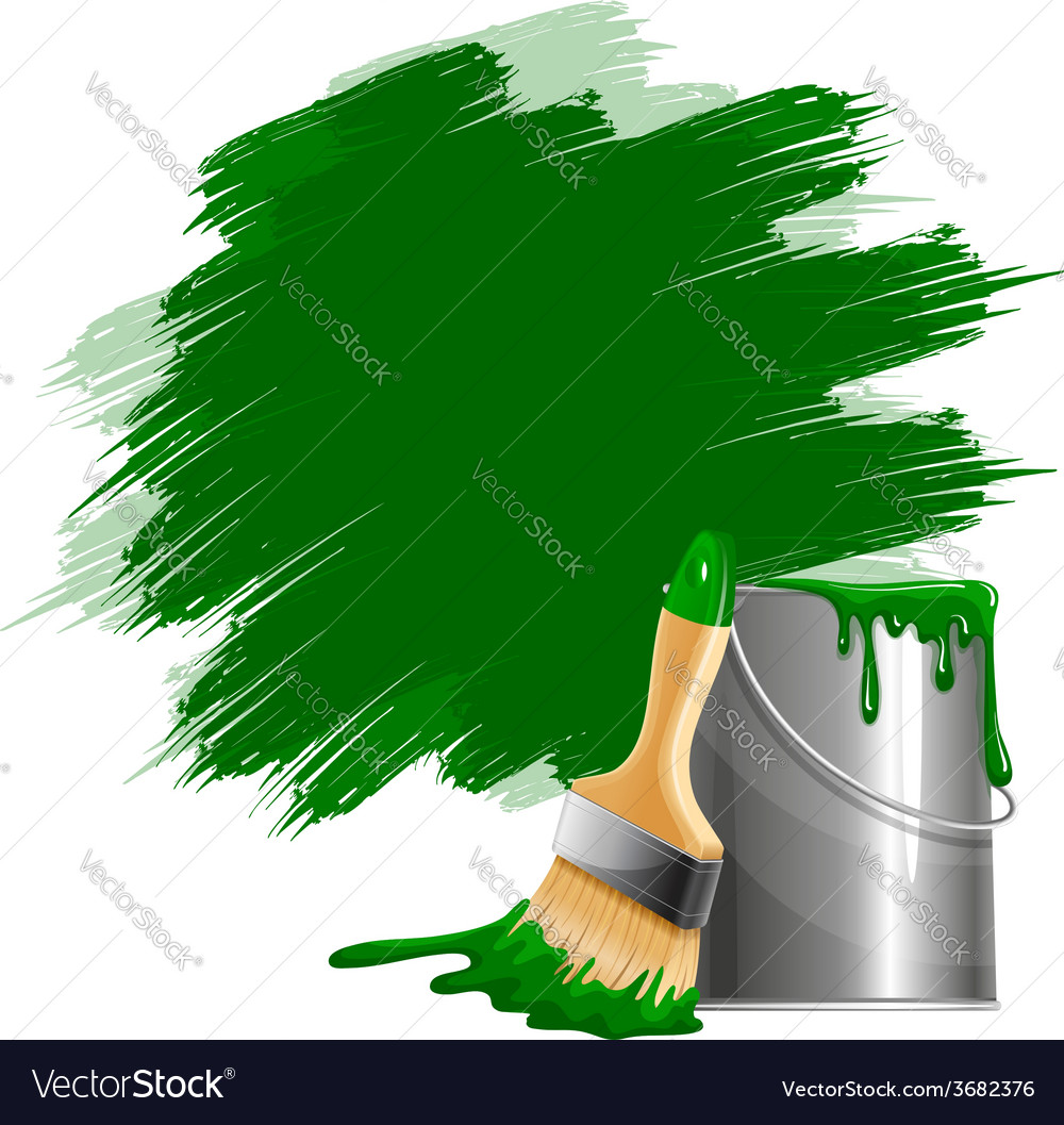 Paint smears vector | Price: 1 Credit (USD $1)