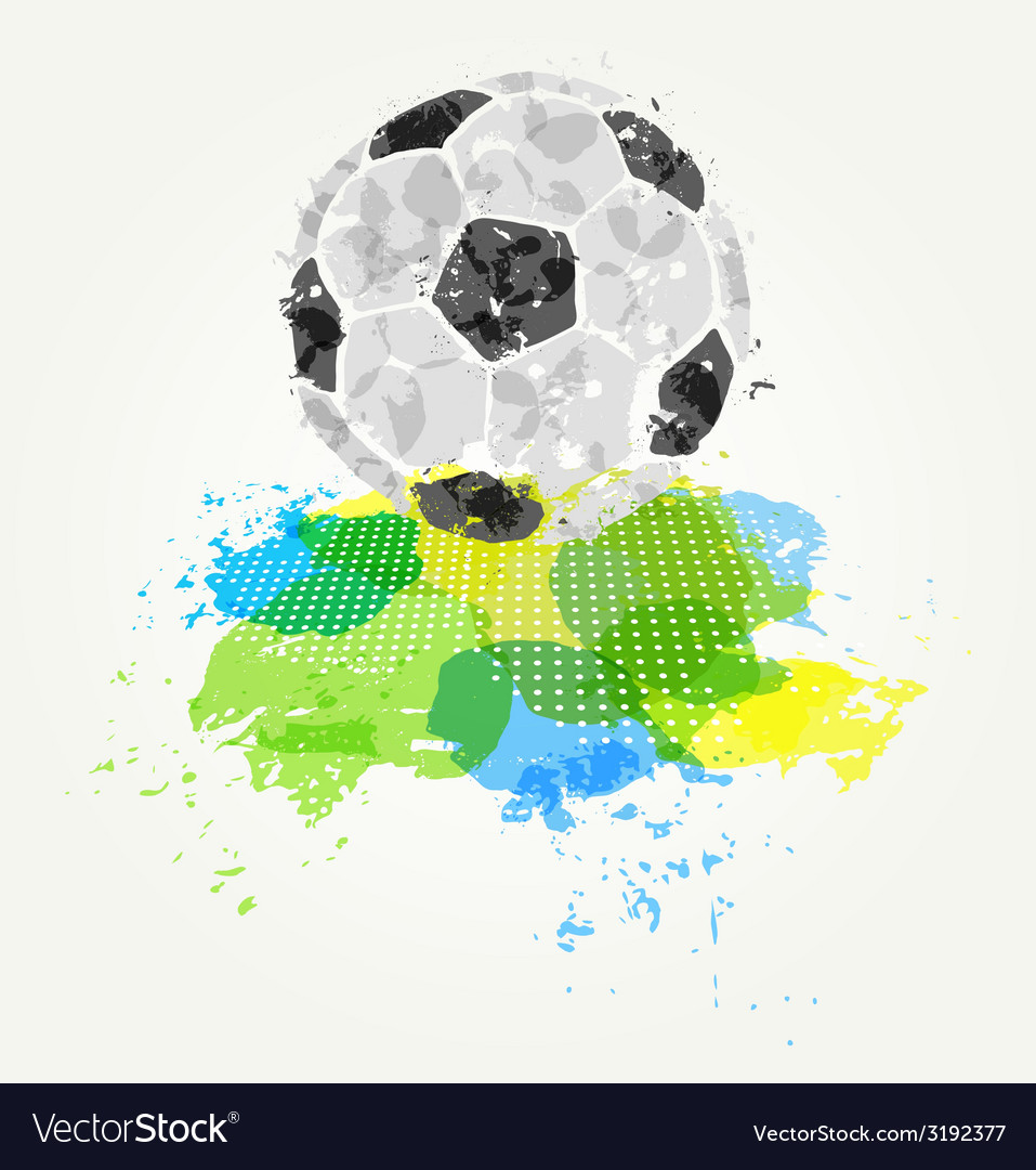 Abstract colorful ball vector | Price: 1 Credit (USD $1)