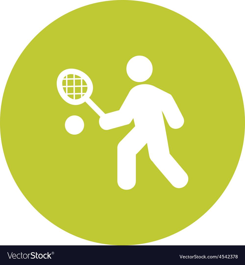 Tennis player vector   Price: 1 Credit (USD $1)