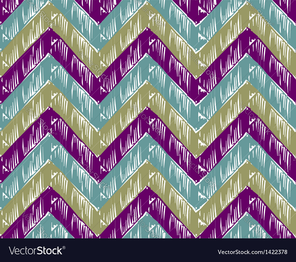 Zigzag striped background vector | Price: 1 Credit (USD $1)
