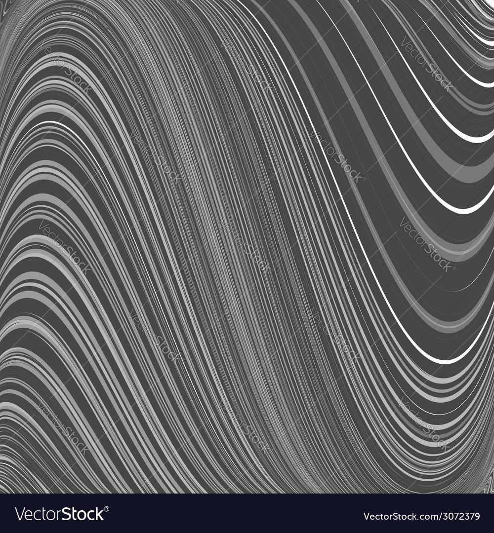 Design monochrome whirl movement background vector | Price: 1 Credit (USD $1)