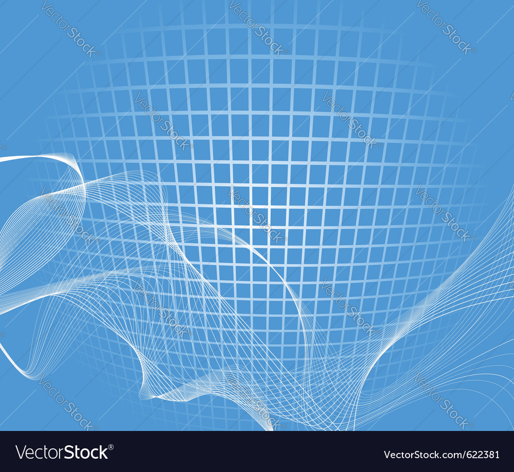Digital blue background vector | Price: 1 Credit (USD $1)