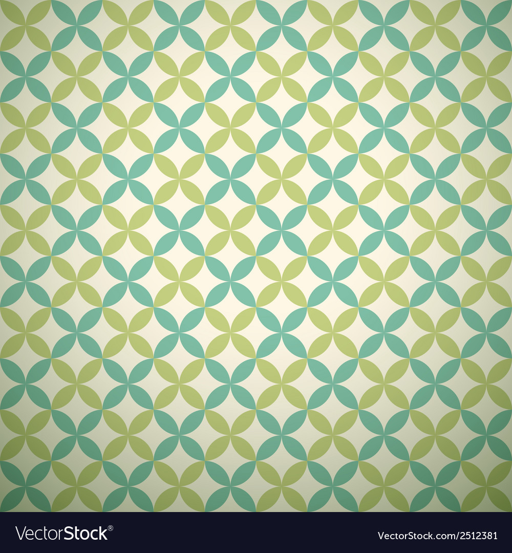 Green garden pattern abstract texture vector | Price: 1 Credit (USD $1)