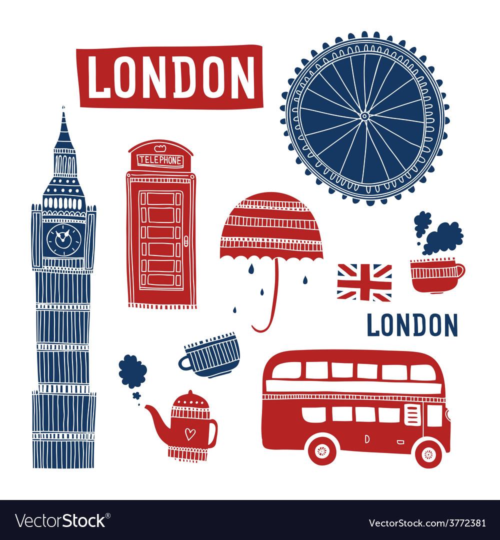 London symbols vector | Price: 1 Credit (USD $1)