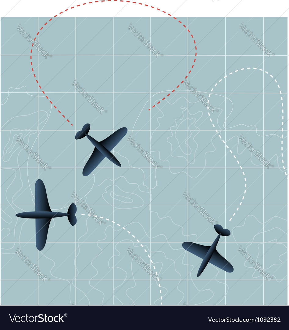 Flying planes vector   Price: 1 Credit (USD $1)