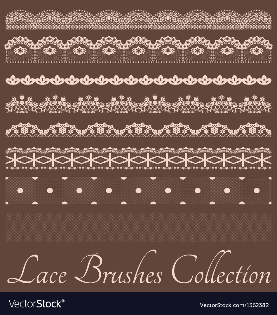 Lace setsh vector | Price: 1 Credit (USD $1)