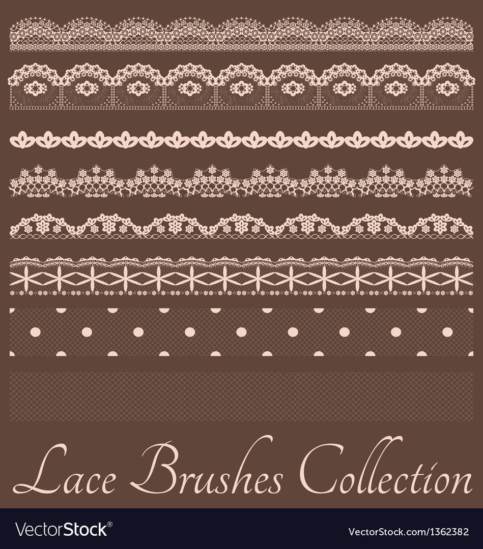 Lace setsh vector | Price: 1 Credit (USD $1)