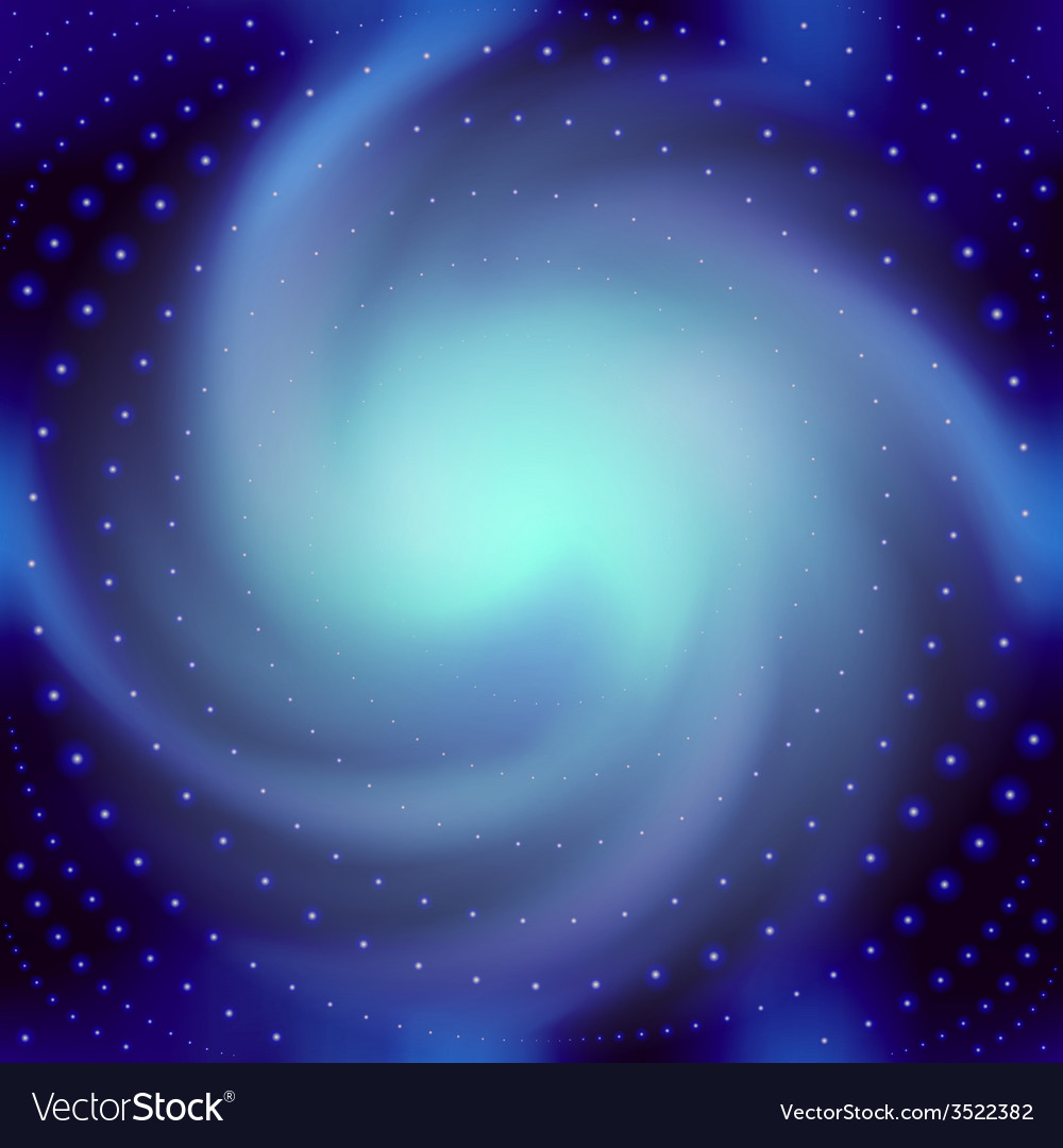 Space spiral vector | Price: 1 Credit (USD $1)