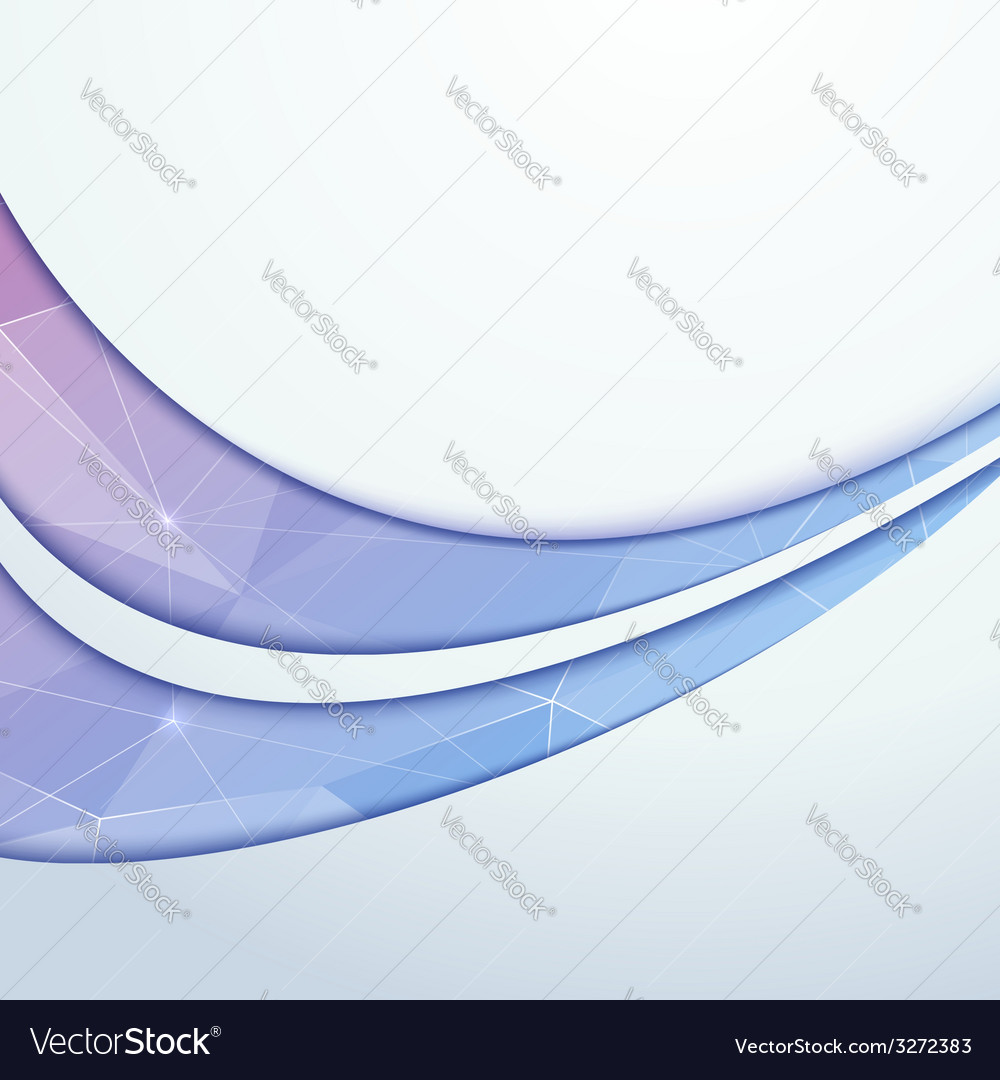 Crystal stream structure wave background template vector | Price: 1 Credit (USD $1)