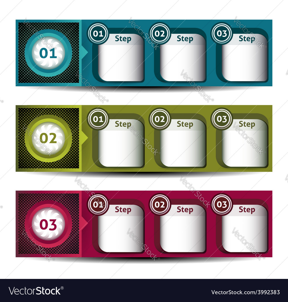 Paper progress background product choice or vector | Price: 1 Credit (USD $1)
