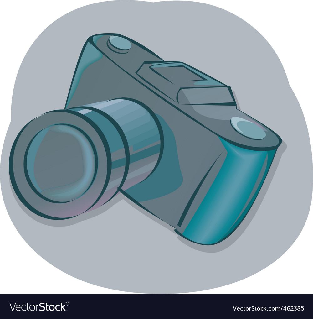 Camera vector | Price: 1 Credit (USD $1)